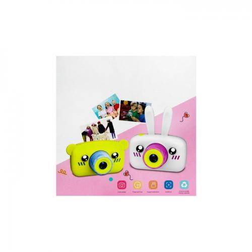Фотоаппарат детский Childrens Fun Camera 2 (розовый)
