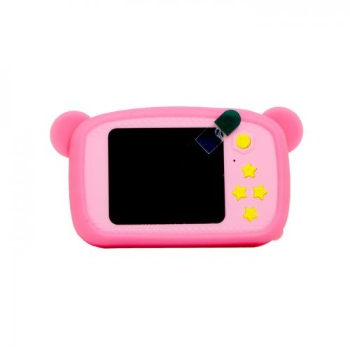 Фотоаппарат детский Childrens Fun Camera розовый