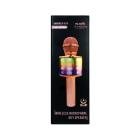 Караоке-микрофон беспроводной WS-858L черный