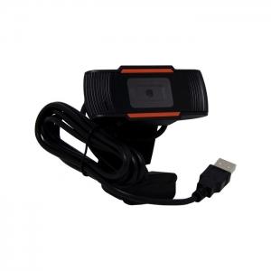 Веб-камера Full HD 1080p черная