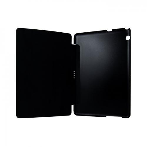 Чехол-книга для планшета Huawei MediaPad T3 9.6 Red Line (черный)
