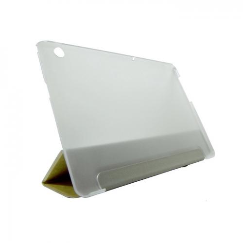 Чехол-книга для планшета Huawei MediaPad T3 9.6 Trans Cover (золотой)