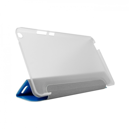 Чехол-книга для планшета Huawei MediaPad T3 8.0 Trans Cover (голубой)