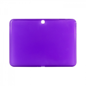 Накладка для планшета Samsung T530/T531/Tab 4 10.1 (фиолетовая)