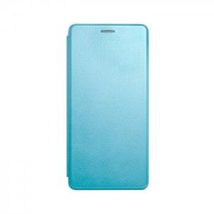 Чехол-книга Fashion Case для iPhone XR голубой