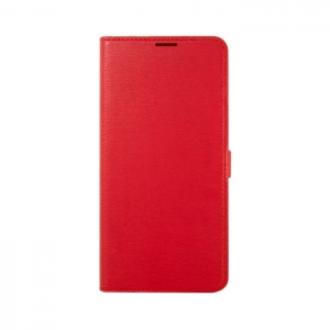 Чехол-книга Borasco для Realme C3 Borasco красный