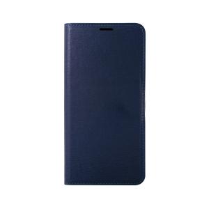 Чехол-книга Borasco для Realme C11 синий