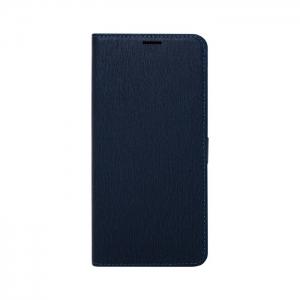 Чехол-книга Borasco для Samsung A12/A125 синий