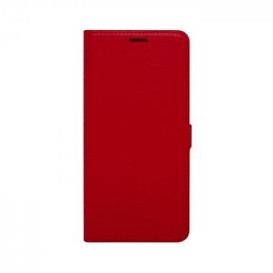 Чехол-книга Borasco для Samsung A32/A325F красный
