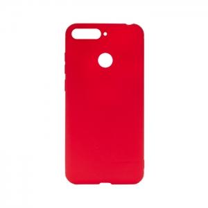 Чехол силиконовый для Samsung J7 (2016)/J710F красный