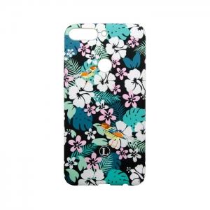 Накладка LUXO для Huawei Honor 7С Pro цветы H11