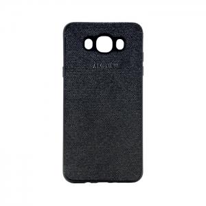 Накладка для Samsung J7 (2016) матерчатая серая
