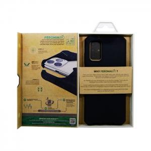 Накладка ITSKINS FERONIA BIO TERRA для Samsung S20 Plus черный