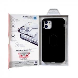 Накладка ITSKINS HYBRID GLASS для Apple iPhone 11 Pro Max черный