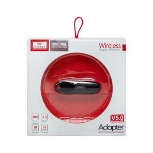 Автомобильный AUX Bluetooth адаптер Earldom ET-M40 USB черный
