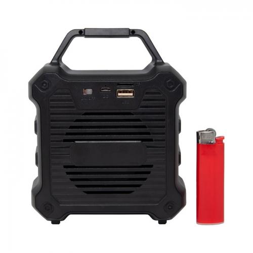 Портативная колонка Portable H12 (черная)