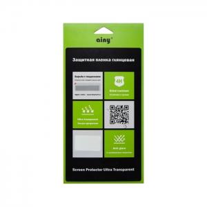 Защитная пленка Ainy для Apple iPhone X/Xs/11 Pro глянцевая