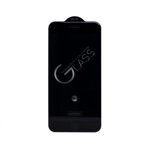 Защитное стекло 3D Remax GL-27 для Apple iPhone 6/6S черное