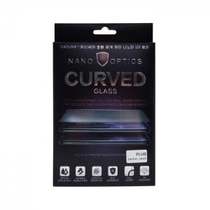 Защитное стекло 3D Nadunx Nano Optics для Huawei Mate 20 Pro UV Glass (гель)