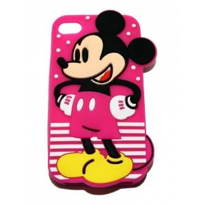 Чехол-игрушка для iPhone 4/4S Микки Маус