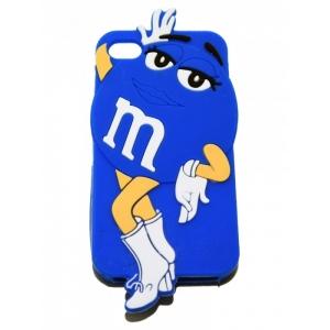 Чехол-игрушка для iPhone 4/4S M&MS