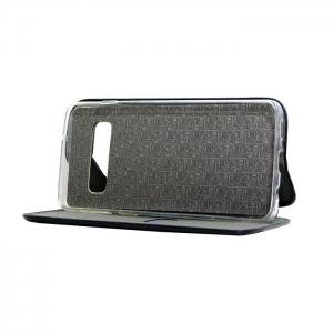 Чехол-книга Fashion Case для Samsung A21 черный