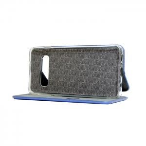 Чехол-книга Fashion Case для Samsung A21 синий