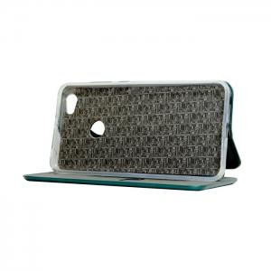 Чехол-книга Fashion Case для Samsung A41 зеленый