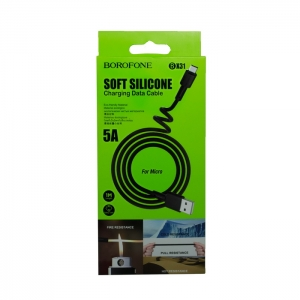 Кабель USB Micro Borofone BX31 1m (черный)