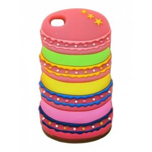 Чехол-игрушка для iPhone 4/4S Бургер