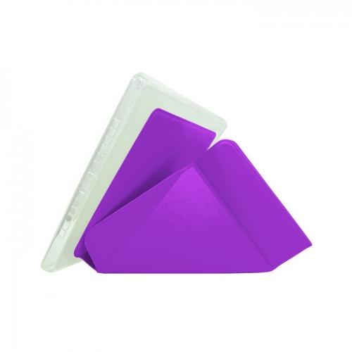 Чехол-книга для планшета Apple iPad NEW 9.7 Smart Case KWEI (фиолетовый)