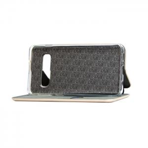 Чехол-книга Fashion Case для iPhone 5/5S/SE золотой