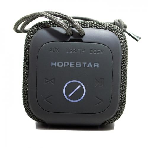 Портативная колонка Hopstar P15 (черная)