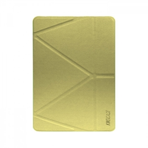 Чехол-книга для планшета Apple iPad Air 2 10.5 Smart Case KWEI (золотой)