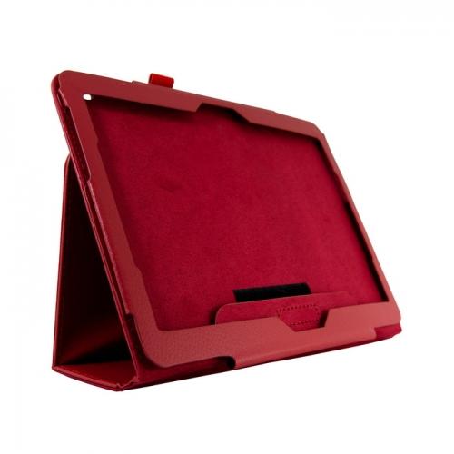 Чехол-книга для планшета Huawei MediaPad M3 Lite 10.0 Floter (красный)