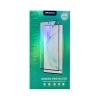 Защитное стекло 3D для Xiaomi Redmi Note 9 Pro черное