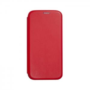 Чехол-книга Fashion Case для Huawei Honor 10 Lite (2018) красный