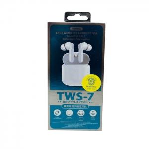 Беспроводные наушники TWS REMAX TWS-7 (белые)