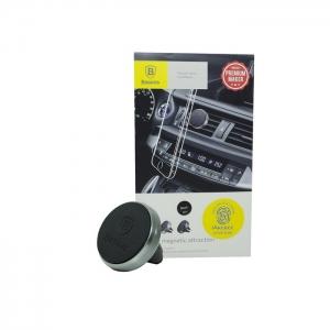 Автомобильный держатель магнитный Baseus SUGENT-MO01(воздуховод)