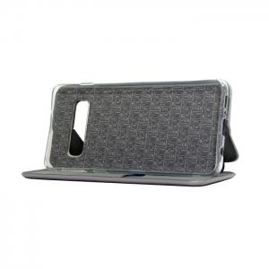 Чехол-книга Fashion Case для Samsung A20S серый