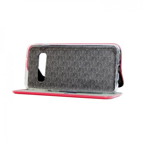 Чехол-книга Fashion Case для iPhone 5/5S/SE красный