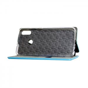 Чехол-книга Fashion Case для Xiaomi Mi Note 10/CC9 Pro голубой