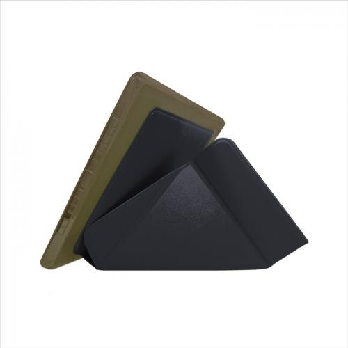 Чехол-книга для планшета Apple iPad Air 2 10.5 Smart Case KWEI (черный)