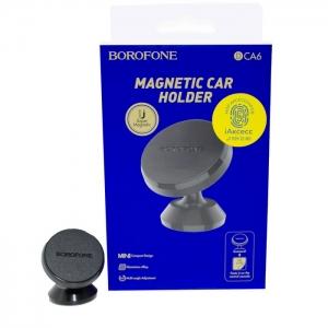 Автомобильный держатель магнитный Borofone DCA6 (торпеда)