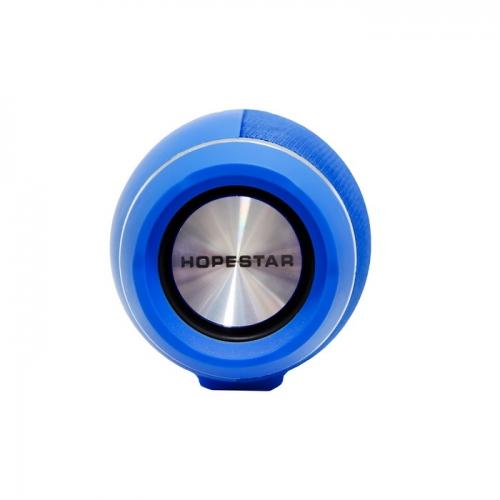Портативная колонка Hopstar H20 (синяя)