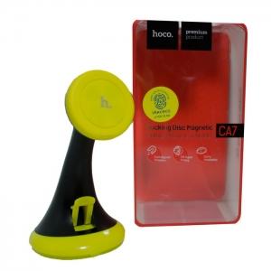 Автомобильный держатель магнитный HOCO CA7 (торпеда/стекло)