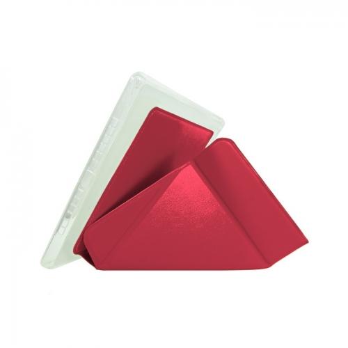 Чехол-книга для планшета Apple iPad Air 2 10.5 Smart Case KWEI (красный)